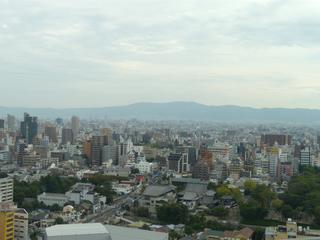 東方面の眺望