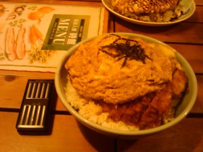 カツ丼Wサイズ