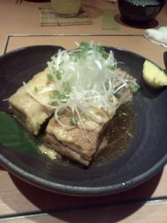 ラフテー(角煮)