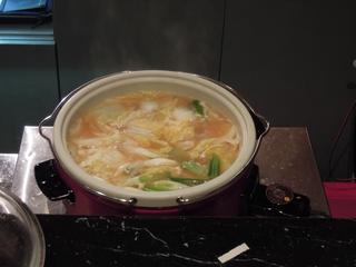ビータP特製鍋