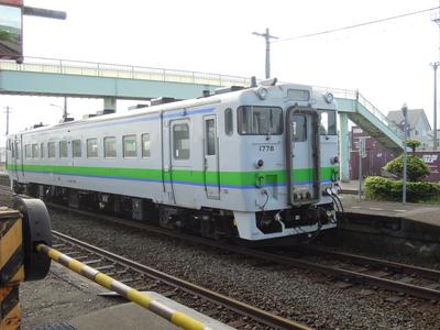 帯広方面の列車