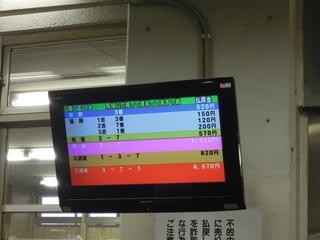 第7レース 結果