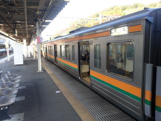 御殿場線の列車