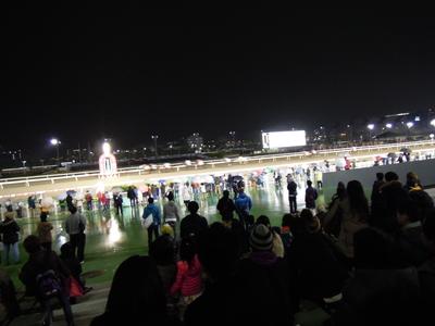 大井競馬第3レース