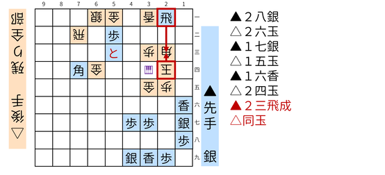詰将棋「クミコ」図12