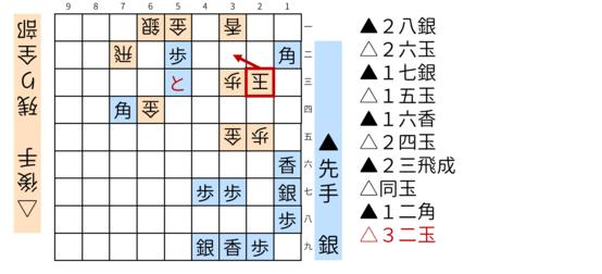 詰将棋「クミコ」図14