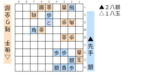 詰将棋「クミコ」図5