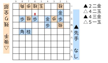 詰将棋「ミオ」図6