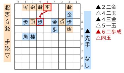詰将棋「ミオ」図7