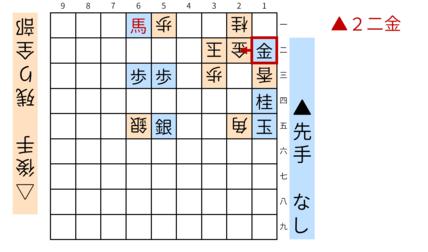詰将棋「ミウ」図4